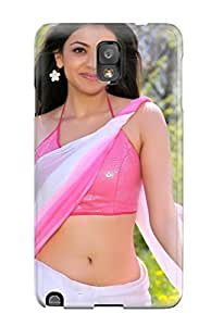 Best Tpu Case Skin Protector For Galaxy Note 3 Kajal Agarwal With Nice Appearance 6461197K73074770