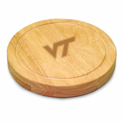 NCAA Virginia Tech Hokies Circo Cheese Set