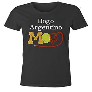 Funny Dogo Argentino Mom Dog Breed T-Shirt 6