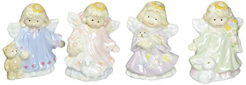 Cosmos 1350 Mini Angel Figurine, 2-1/2-Inch, Set of 4 ()