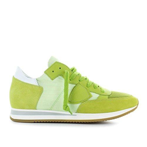 Printemps Homme Été Tropez Lime Chaussures Model Baskets Vert 2018 Philippe qF0wafRxn