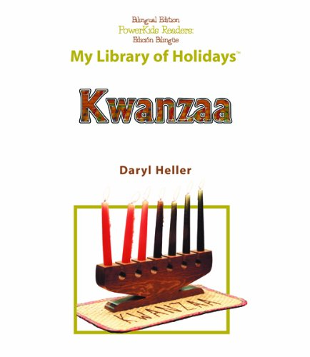Kwanzaa (My Library of Holidays) (English and Spanish Edition)