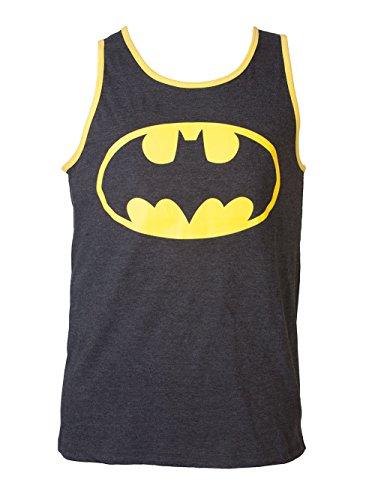 Batman+tank+top Products : Mens Batman Reversible Tank Top