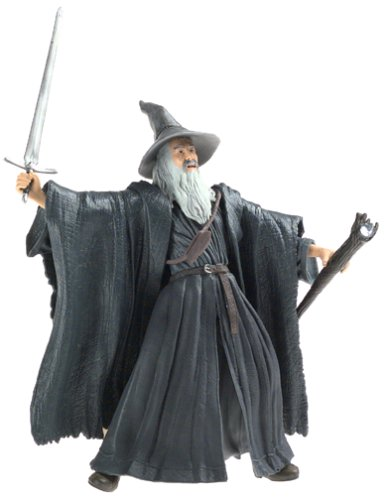 The Lord of the Rings Fellowship of the Rings Gandalf the...