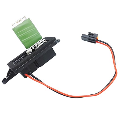 OKAY MOTOR Front Heater Blower Motor Resistor for Chevy GMC Cadillac Pickup Truck SUV