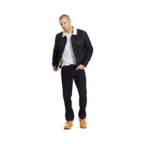 Levi's 28929 Men's Workwear 545 Athletic Jean, Indigo Rinse - (Levis Workwear)