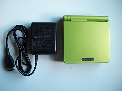 - Game Boy Advance SP Lime Green [Game Boy Advance]