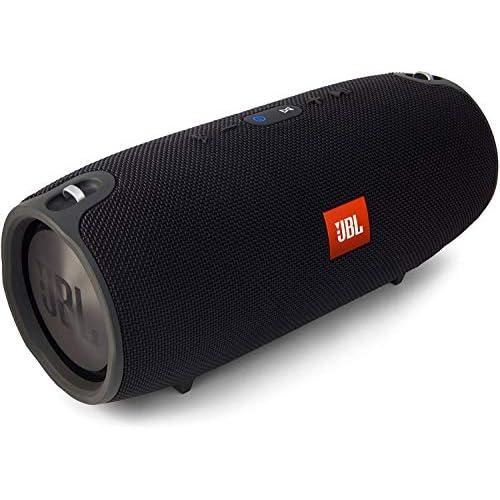 chollos oferta descuentos barato JBL Xtreme Altavoz Bluetooth portátil cancelación de ruido y carga USB Negro
