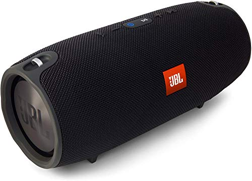 JBL Xtreme – Altavoz Bluetooth portátil (cancelación de ruido y carga USB), Negro