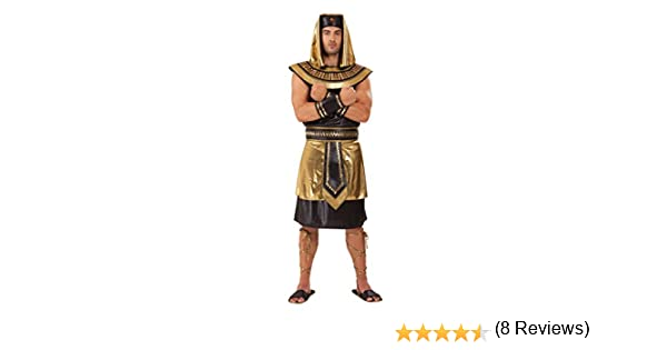 Mens Egyptian King Costume for Ancient Egypt Historic Fancy Dress ...