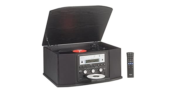 TEAC GF-350 tocadisco - Tocadiscos: Amazon.es: Electrónica