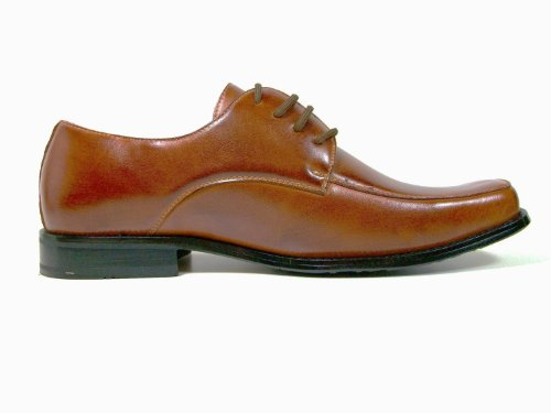 Menns 19033 Klassisk Firkantet Tå Snøre På Oxford Sko