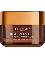 Night Cream by L'Oreal Paris, Age Perfect Hydra-Nutrition...