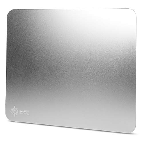 ENHANCE Hard Aluminum Mouse Pad - XL