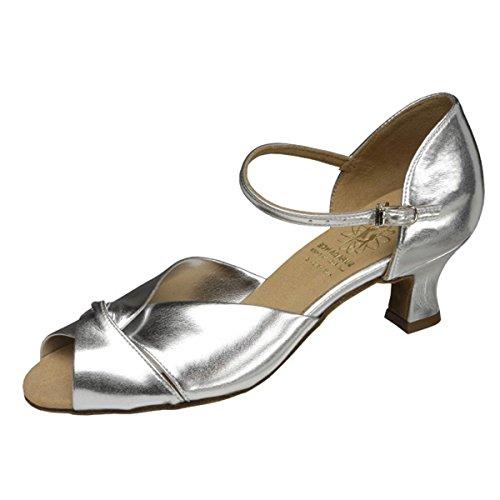 Silber latino Supadance estándar Coag Mujer y aqnURSF