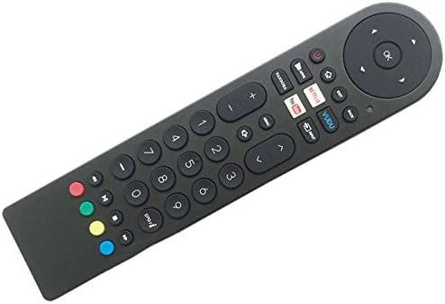 AllureEyes Mando a Distancia de Repuesto de Universal Fit para sld40 a45rq sld55 a55rq rtre20qp352 re20qp352 sld65 a55rq para RCA Smart TV: Amazon.es: Electrónica