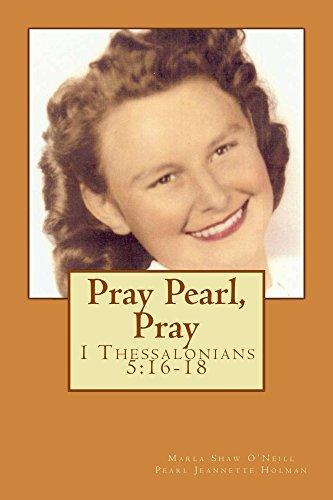 Pray Pearl Pray