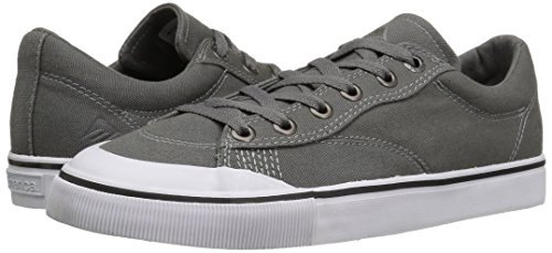Emerica Indicator Low, Color: Grey/White, Size: 44 Eu / 10.5 Us / 9.5 Uk