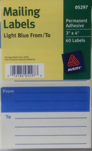 Avery Dennison Mailing Labels - 5