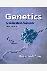 Genetics: A Conceptual Approach, 5th Edition Hardcover