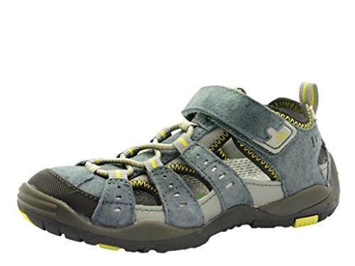 FlipHD, 12501-14 Till, dk.slate (jeansblau-gris-amarillo), tela, extraíble, azul gris - Dk. Slate (grau)