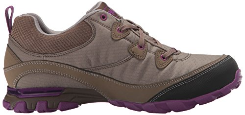 M Hiking US Ahnu Black 6 Bark WP Shoe Sugarpine Women's Alder FZZ40Sa
