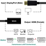 DisplayPort to HDMI, Benfei Gold-Plated DP Display