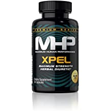 MHP Xpel Maximum Strength Diuretic Capsules, 80 Capsules