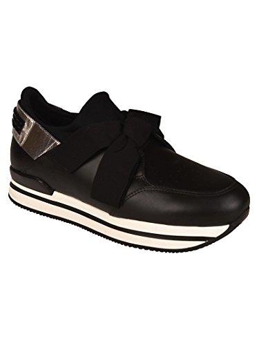 HXW2220K130IGY0353 Donna on Nero H222 Sneakers Hogan Slip UnI8awx