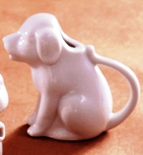 Two's Company Animal Kingdom Pitcher, Choice of Styles (dog)
