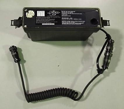 Amazon com : NEW AN/PRC-117 150 PSC-5 SATCOM HF Adapter J-6687/U