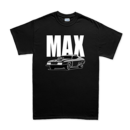 Falcon Ford Model (Customised Perfection Ford Falcon XB GT Classic Car Tshirt Blk L)