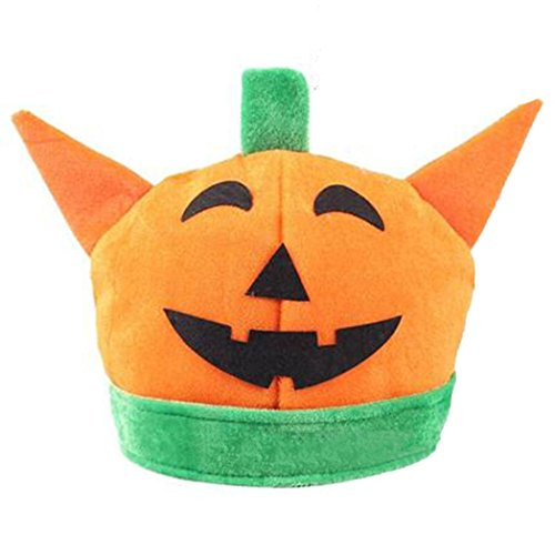Special Halloween Hat,Victorcn Halloween Pumpkin hat Orange Hats - Oakley Store Employee