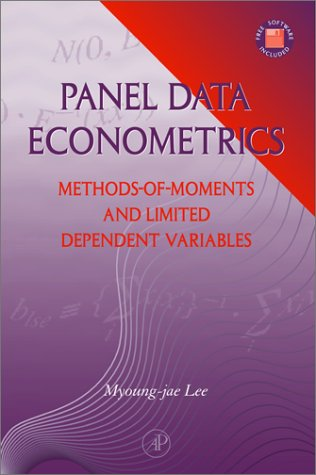 Panel Data Econometrics: Methods-of-Moments and Limited Dependent Variables