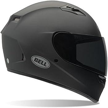 Bell Qualifier Unisex-Adult Full Face Street Helmet (Solid Matte Black, X-Large) (D.O.T.-Certified)