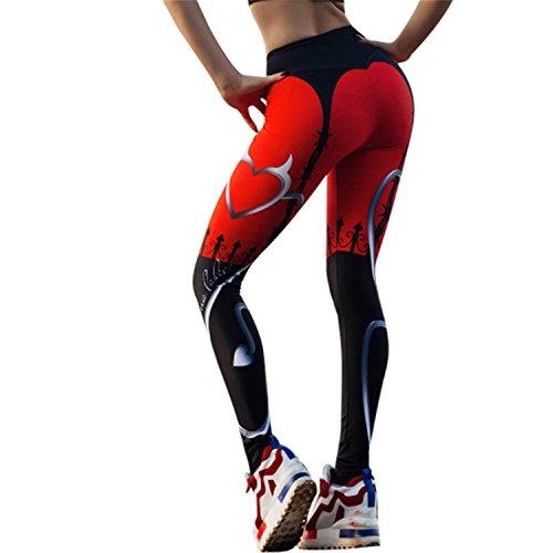 証言する足硫黄RENXINGLIN Yoga-leggings PANTS レディース