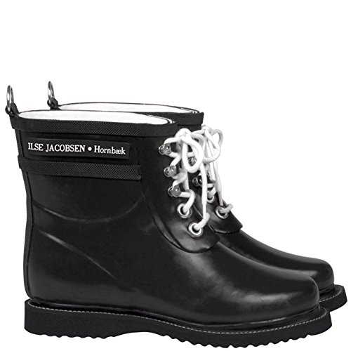 Jacobsen Para Botas Rubberboot Ilse Mujer Militares Short 80q7xnwd