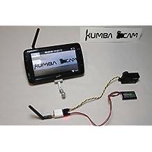 """DJI Phantom FPV Kit for Hero 3 (7"""" LCD, 5.8 Ghz, 500ft Range)"""