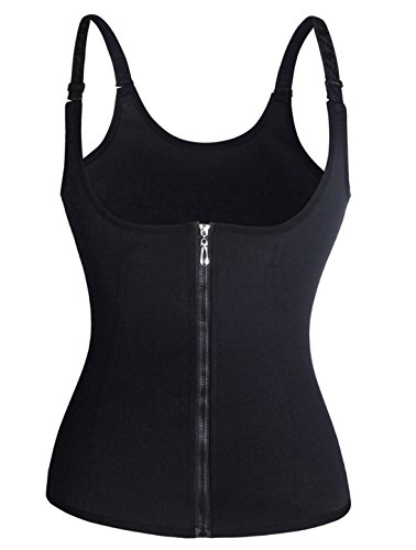 BRABIC Weight Loss Body Shaper Trimmed Tummy And Eliminates Back Bulge (XL, BLACK) (Underwear Strap On Harness)