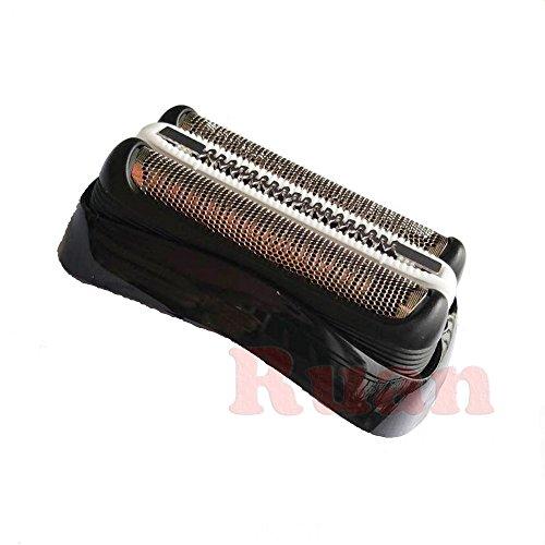 Shaver Head - 32b Black Shaver Foil Amp Cutter Head 3 320 330 340 380 390 3090cc 350cc 320s 330s Cassette Mesh - Women Spray Holder 3d Sh30 Hatteker Norelco (Arcitec Rechargeable Razor)