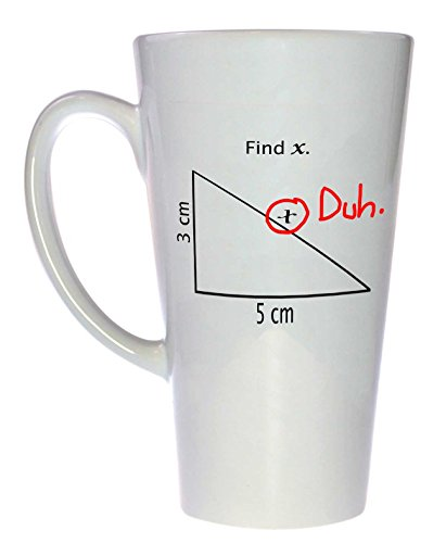 Find Funny Math Latte Coffee product image