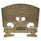Aubert Viola Bridge - Mirror Cut, Foot width 48 mm