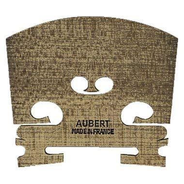 Aubert Viola Bridge - Mirror Cut, Foot width 48 mm by Aubert