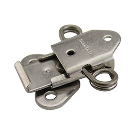 Pack of 4 Southco Inc 93-307 Push-Lock Push-to-Close Latch .500 Panel Thickness Southco Slam Action Type Latches