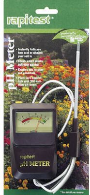 Rapitest pH Meter