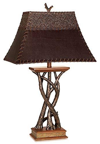 Pacific Coast Lighting Montana Reflections Table Lamp ()