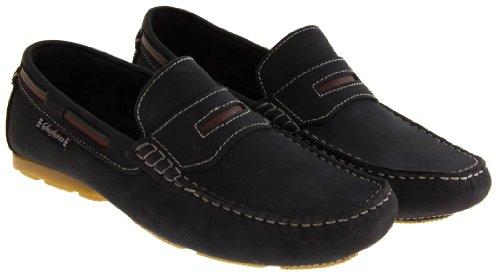 da uomo Studio Blu navy Blu Scarpe barca Footwear gwqfExpAA