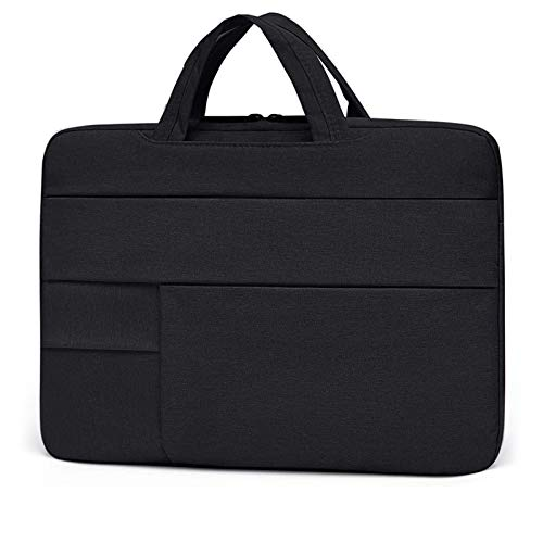 Laptop Sleeve Case for Men Wowen 13.3 Inch Water Resistant Computer and Tablet Bags Carrying Case