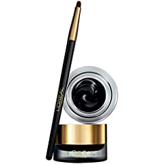 Longwear Infallible Gel Lacquer Liner 24HR glides on smoothly for precise lines and designs. Create sophisticated and long lasting eye looks with smooth gliding brush and gel pot liner. This gel formula keeps a unique lacquer finish that will...