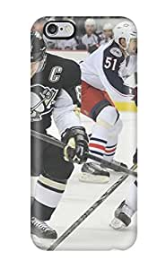 Iphone 6 Plus Case Cover Columbus Blue Jackets Hockey Nhl (47) Case - Eco-friendly Packaging